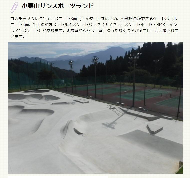 oguriyama-skatepark
